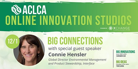 ACLCA 2021 Innovation Studios: BIG CONNECTIONS tickets