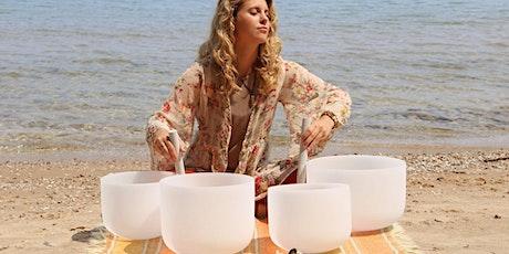 Sunset Sound Bath Meditation @ Atwater Beach tickets