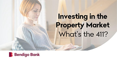 Investing in the property market, what's the 411? tickets