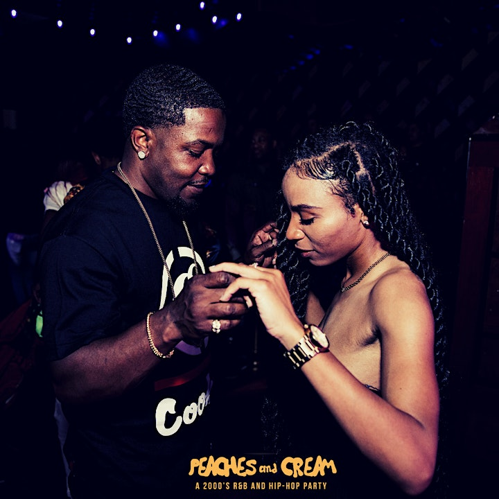 Peaches And Cream IE  - A 2000's R&B And Hip Hop Throwback  Party image