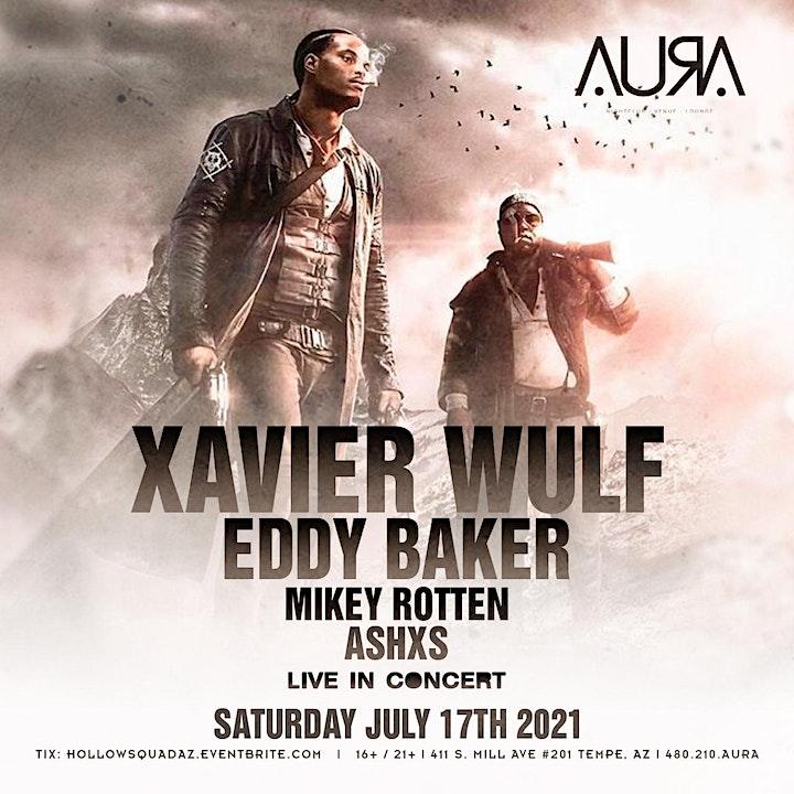 Xavier Wulf + Eddy Baker image