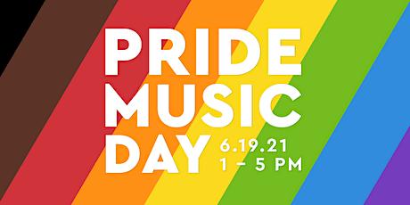 2021 Doylestown Pride Festival - Music Day tickets