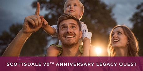 Scottsdale 70th Anniversary Legacy Quest tickets