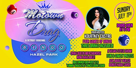 Motown Drag Bingo tickets