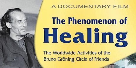 Movie: The Phenomenon of Healing tickets