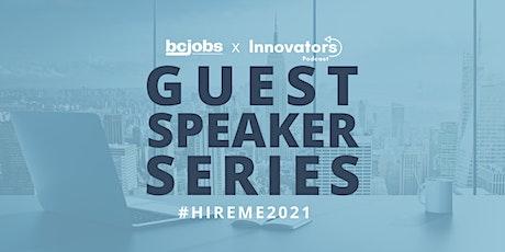 #HireMe2021 Speaker Series BCJobs.ca - Ft. A Thinking Ape, CTO.ai and Flipp biljetter