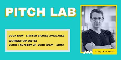 Pitch Lab   Thu 24 June tickets