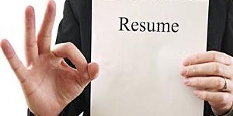 Competitive Edge Resume Virtual Evening Workshop tickets