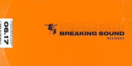 Breaking Sound: Kendall Rucks, Night Talks, Tessa Rae, Sydnie Battie, +more tickets