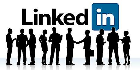 Leverage LinkedIn & Strategic Job Search Virtual Morning Workshop tickets