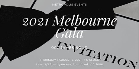 2021 Melbourne Gala tickets