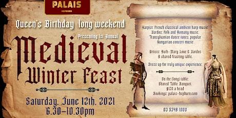 Medieval Winter Feast tickets