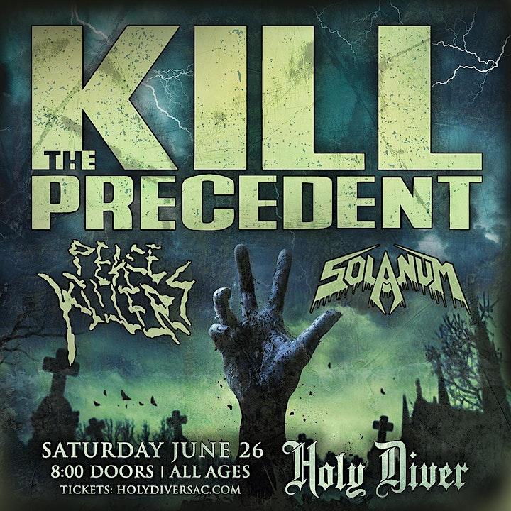Kill The Precedent image