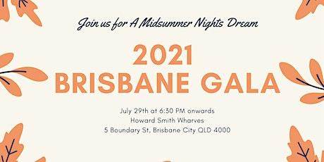 2021 Brisbane Gala tickets