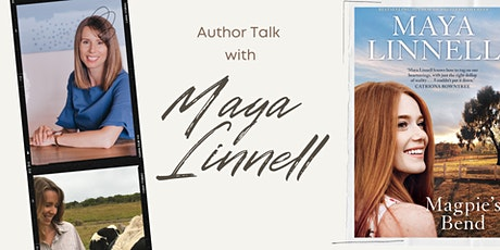 Author Talk with Maya Linnell tickets