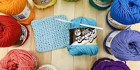 Learn to Crochet- Mapunapuna tickets