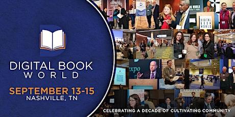 Digital Book World 2021 tickets