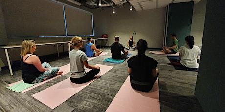 Yoga Calm by Jessica Zabow tickets