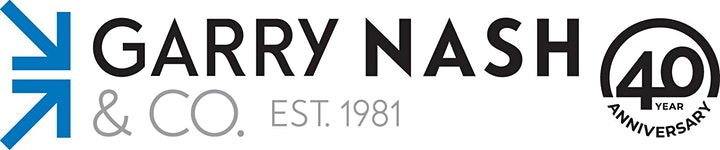 Garry Nash & Co. 40 Year Anniversary Celebration image