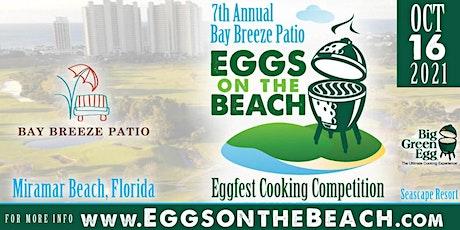 2021 Eggs on the Beach EggFest Taster tickets