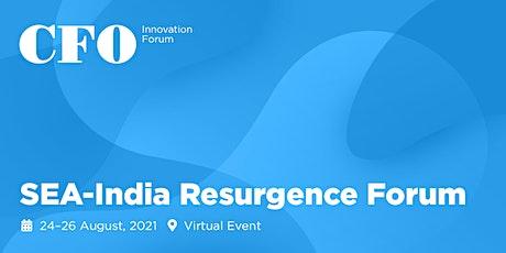 CFO Innovation SEA India Resurgence Forum 2021 tickets