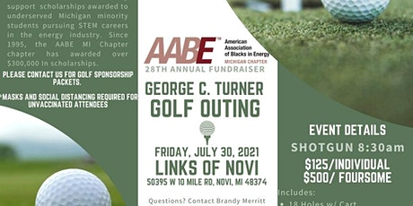 AABE George C Turner Golf Outing tickets