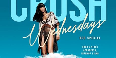 CrushWednesdays Rooftop DC  | RnB & AfroBeats {Every Wednesday} tickets