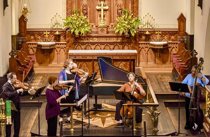 Reginald Mobley with Bach Parley - OPEN Dress Rehearsal – Saturday, June 5 image