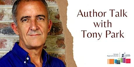 Author Talk with Tony Park tickets