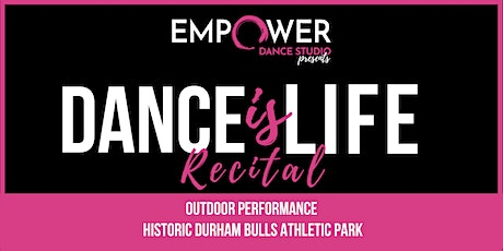 Annual Recital: Dance is Life tickets