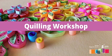Quilling Workshop tickets