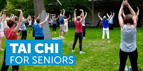 Get Moving: Tai Chi for seniors tickets