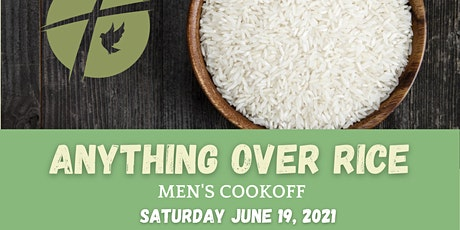 SOW Men's Cook-Off (Anything Over Rice) tickets