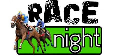 Glebe Wanderers FC Race Night tickets