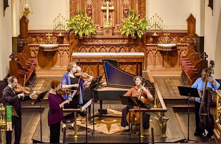 Reginald Mobley with Bach Parley – Concert – Sunday,  June 6 image