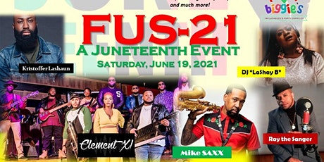 FUS-21 Juneteenth Event tickets