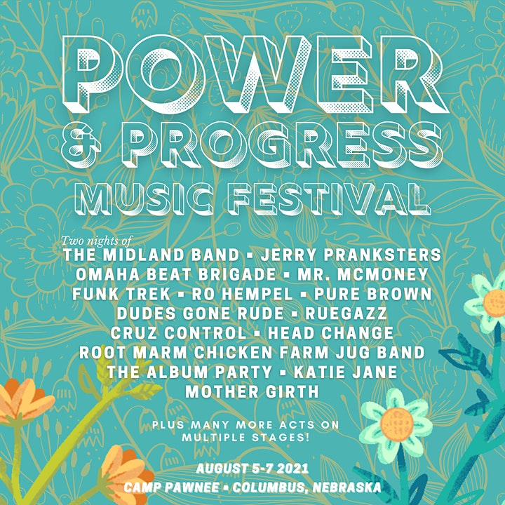 Power and Progress Music Festival 2021 image