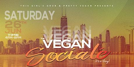 The Vegan Socialé tickets