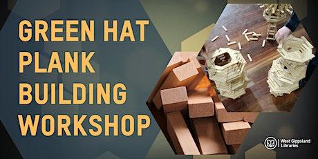 Green Hat STEM Workshop @ Inverloch Library - School Holiday activity tickets