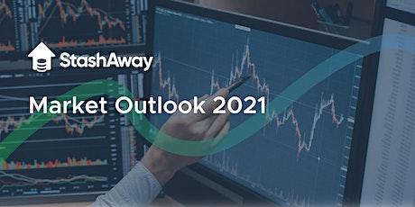 Live Webinar: StashAway's Market Outlook 2021 (2H) tickets