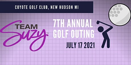 Team Suzy 2021 Golf Outing tickets