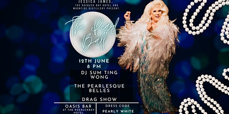 The Pearl Ball at The Roebuckbay Hotel tickets