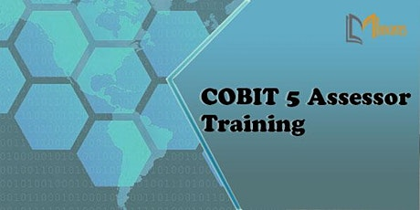 COBIT 5 Assessor 2 Days Training in Singapore tickets