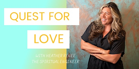 Quest For Love Masterclass tickets