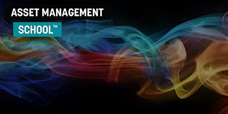 Asset Management School - Auckland NZ - September 2021 tickets