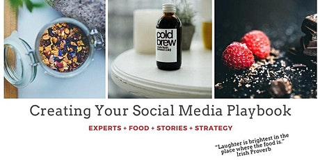 Creating Your Social Media Playbook (Face to Face) tickets