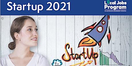 Startup 2021 tickets
