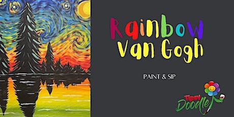 Rainbow Van Gogh tickets