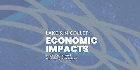 Lake and Nicollet Economics and Economic Impacts tickets