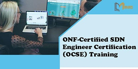 ONF-Certified SDN Engineer Certification 2Days Virtual Session - Singapore tickets